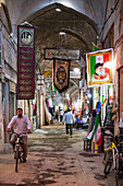 Bazaar of Esfahan, Iran, Asia