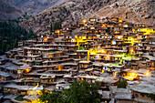 Sar Agha Seyed nomadic village of zagros mountains, Iran, Asia
