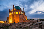 Dome of Soltaniyeh, Iran, Asia