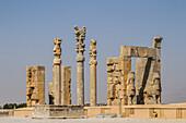 Antique city of Persepolis, Iran, Asia