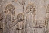 Relief of Persepolis, Iran, Asia