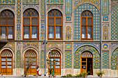 Golestan palace in Tehran, Iran, Asia