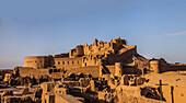 Mud city Bam, Iran, Asia