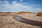 Kalout in Dasht-e Lut desert, Iran, Asia