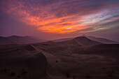 Dunes in Dasht-e Lut desert, Iran, Asia