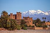 Kasbah of Skoura, Morocco, Africa