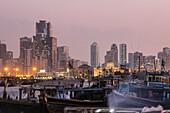 Port of Sharjah, UAE, Asia