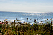 Vitte Beach, Hiddensee, Ruegen, Baltic Sea Coast, Mecklenburg-Vorpommern, Germany