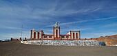 Lighthouse Faro de la Entallada, Punta de la Entallada, Fuerteventura, Canary Islands, Islas Canarias, Atlantic Ocean, Spain, Europe