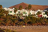 Sunrise at Costa Teguise, Atlantic Ocean, Lanzarote, Canary Islands, Islas Canarias, Spain, Europe