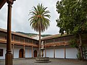 Ex-convento de San Francisco, Icod de los vinos, Tenerife, Canary Islands, Islas Canarias, Atlantic Ocean, Spain, Europe