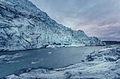 Russel Glacier, Grönland, Dänemark, Europa