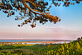 View from Dornbusch, Hiddensee island, Mecklenburg-Western Pomerania, Germany