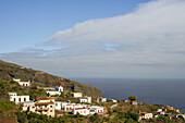 El Tablado, village, north coast, Atlantic, UNESCO Biosphere Reserve, La Palma, Canary Islands, Spain, Europe