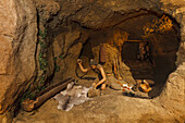 Museo Arqueologico Benahoarita, archaeological museum, Los Llanos de Aridane, UNESCO Biosphere Reserve, La Palma, Canary Islands, Spain, Europe