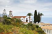 Iglesia Parroquial de San Blas, church, Villa de Mazo, town, UNESCO Biosphere Reserve, La Palma, Canary Islands, Spain, Europe