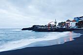 Puerto Espindola, fishing port, San Andres, San Andres y Sauces, Atlantic, UNESCO Biosphere Reserve, La Palma, Canary Islands, Spain, Europe