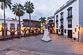 Santa Cruz de La Palma, capital of the island, UNESCO Biosphere Reserve, La Palma, Canary Islands, Spain, Europe