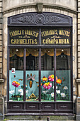 Shop window, A Vida Portuguesa, Gift shop for classic Portuguese products,  Porto, Portugal