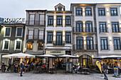 Sandeman restaurant, Kopke wine house, Av. de Diogo Leite, Ribera de Gaia,  Porto, Portugal Porto, Portugal