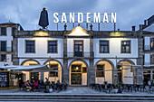 The House of Sandeman, Ribeira da Gaia, Porto, Portugal