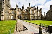 King's College Chapel. High Street. Old Aberdeen. Aberdeen. Scotland. United Kingdom. Europe.