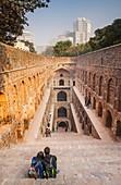 Agrasen ki Baoli, Delhi, India.