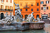 Navona Square Europe, Italy, Lazio, Rome capital