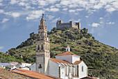Spain, Extremadura Region, Jerez de los Caballeros City, Encarnacion Church