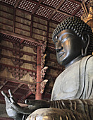 Japan, Nara, Todaiji Temple, Great Buddha, Daibutsu