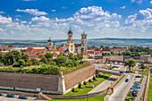 Romania, Alba Julia City, Alba Julia Citadel, Reintregirii Neamului Cathedral