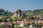 Romania, Sibiu County, Biertan City, Fortified Church of Biertan, (W.H.)