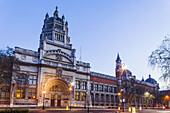 England, London, Kensington, Victoria and Albert Museum aka V&A