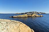 Shore in Kjerringvik, Vestfold?, Østlandet, Southern Norway, Norway, Scandinavia, Northern Europe, Europe