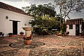 Casamuseo from Antonio Ricaurte, Villa de Leyva, Departamento Boyacá, Colombia, South America