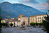 Sulmona in the heart of the Peligno Valleys is one of the most beautiful cities in the Abruzzi region