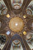 Dome of Khorshid Palace, Kalat, Iran, Asia