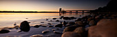 Lakeshore Lake Starnberg, Ambach, Lake Starnberg, bavaria, germany