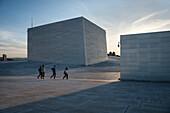 the New Opera House in Oslo, Norway, Scandinavia, Europe