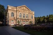 Theater in Baden-Baden, Kur und Bäderstadt, Baden-Württemberg, Deutschland