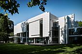 Museum Frieder Burda, Architekt Richard Meier, Baden-Baden, Kur und Bäderstadt, Baden-Württemberg, Deutschland
