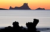 Ses Bassetes at dawn, Formentera, Balearic Islands, Spain