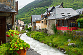 Vielha is the main town in the Val d'Aran