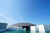 Louvre, Museum, Kunst, Saadiyat, Abu Dhabi, VAE, Vereinigte Arabische Emirate