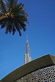 Oper, Opernhaus, Burj Khalifa, Downtown, Dubai, VAE, Vereinigte Arabische Emirate