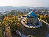 Wurttemberg Mausoleum, Rotenberg, Unterturkheim, Stuttgart, Baden-Wurttemberg, Germany