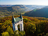 Schoenbergtower, Pfullingen, Swabian Alb, Baden-Wuertemberg, Germany