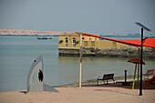 Beach at Al Khor, Qatar