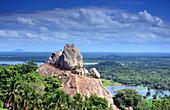Minhintale bei Anuradhapura, Sri Lanka