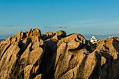 coastline, Penmarc'h, Finistere, Brittany, France